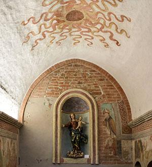 L'Abbazia Cistercense di Santa Maria di Rivalta